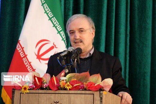 نامه وزیربهداشت به سازمان ملل: آمریکا دسترسی ایران به تامین دارو را محدود کرد