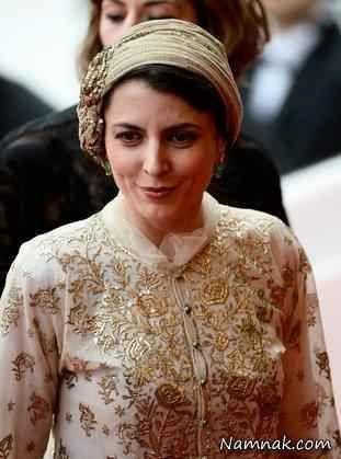 لیلا حاتمی با لباس 180 ساله