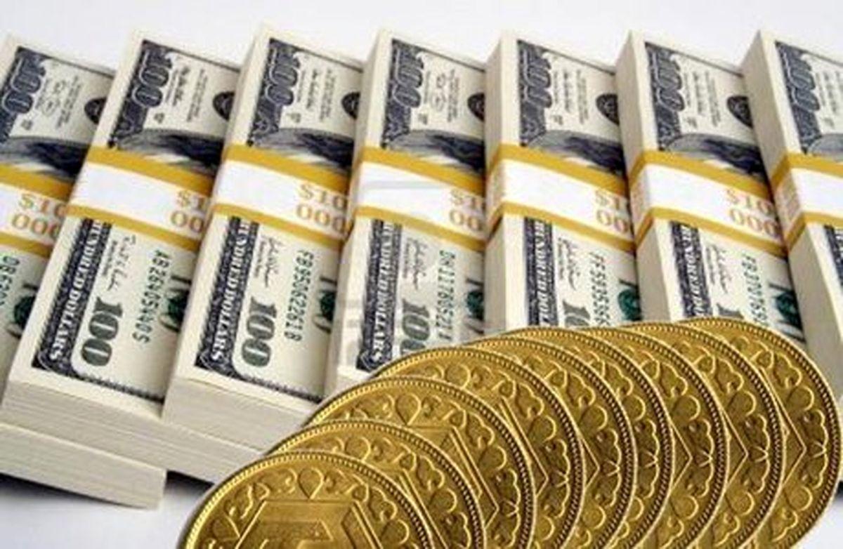 سقوط آزاد در بازار طلا و سکه