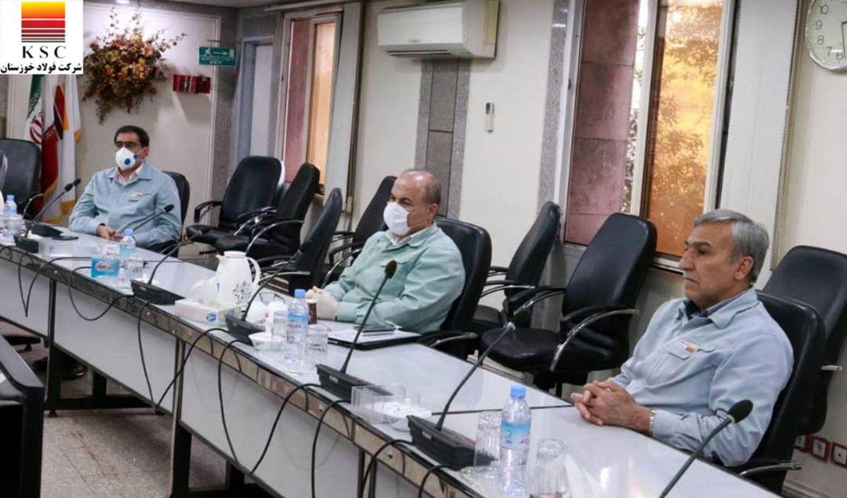 چهاردهمین جلسه کمیته پیشگیری از شیوع ویروس کرونا