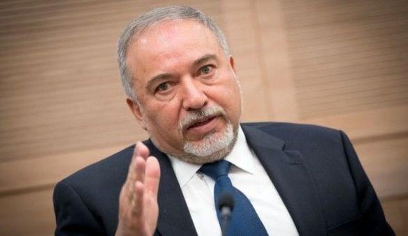 واکنش لیبرمن به فرار نتانیاهو به سمت پناهگاه