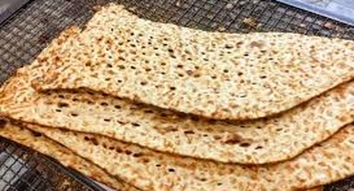 افزایش قیمت انواع نان از امروز در این استان