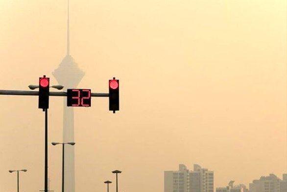 توصیه پزشکان برای الودگی هوای تهران