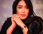 دزدی از ماشین بازیگر سریال گاندو | بیوگرافی سارا منجزی پور