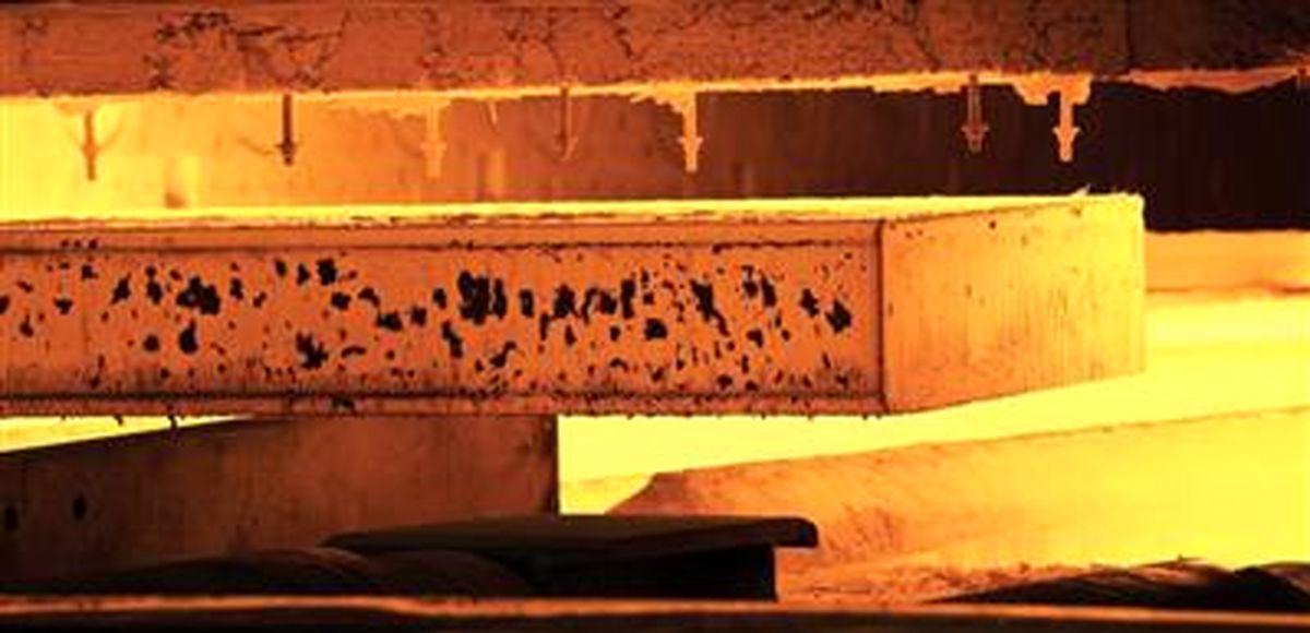 تولید ۸۶ درصد اسلب کشور توسط گروه فولاد مبارکه