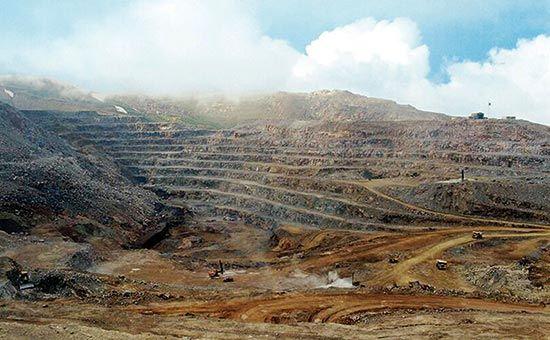 سالانه 42 هزار تن سیلیس از معادن خوی استخراج می شود