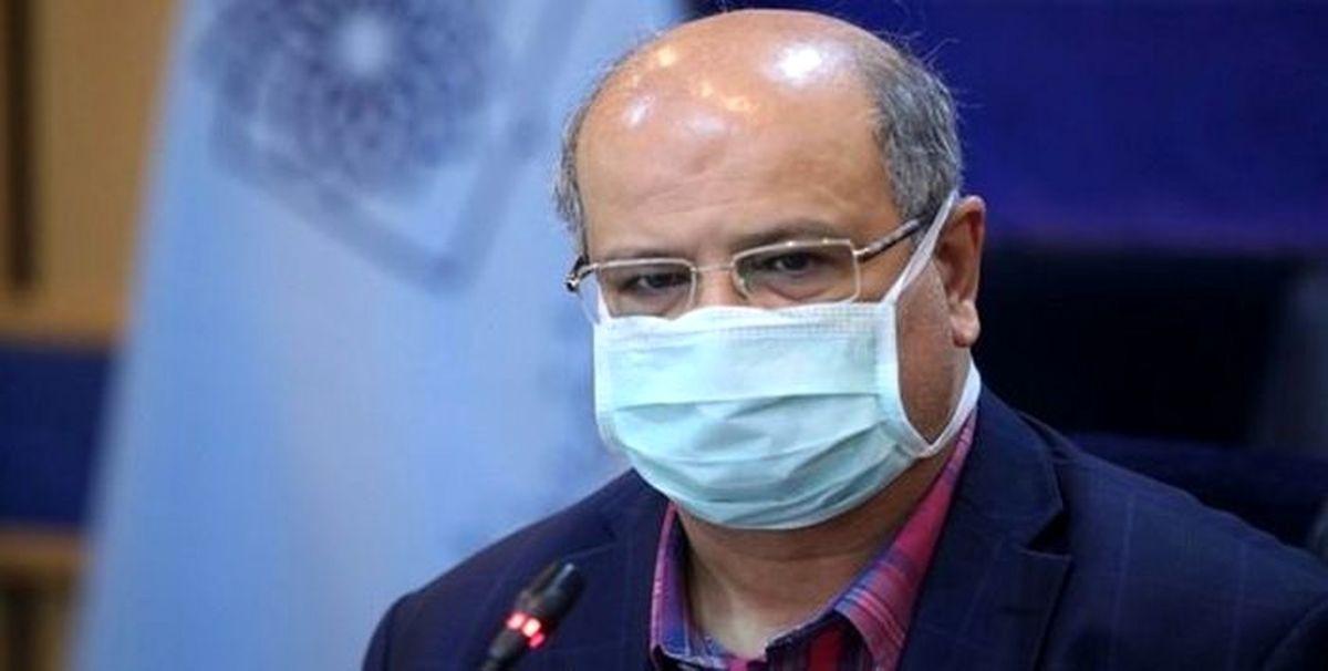 پیش بینی وضعیت کرونا تهران در هفته پیش رو