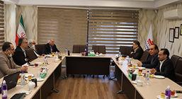 بازدید شهردار اصفهان از شرکت به پرداخت ملت