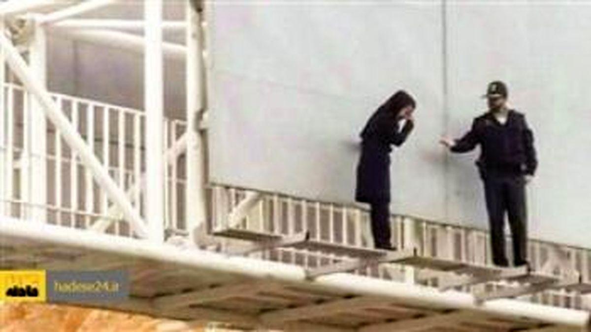 خودکشی دختر جوان مشهدی روی پل هوایی  جزئیات هولناک خودکشی