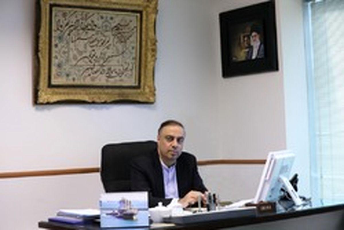 مدیر جدید روابط عمومی کشتیرانی جمهوری اسلامی ایران منصوب شد