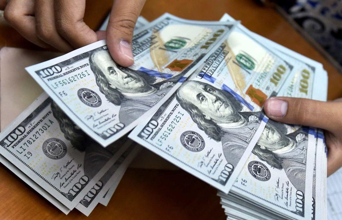 قیمت دلار در صرافیهای بانکی | 19 آبان