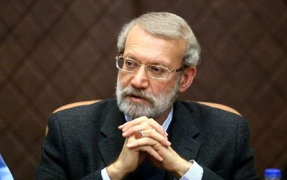 واکنش علی لاریجانی به رد صلاحیتش + جزئیات