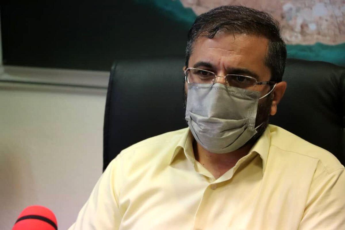 دومین واحد تولید و عرضه ماسک در کیش به بهرهبرداری میرسد