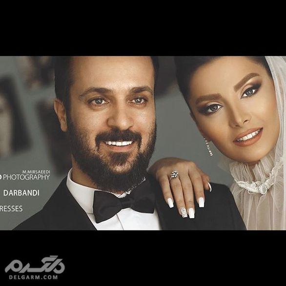 عکس های لورفته از مراسم ازدواج احمد مهران فر و همسرش + بیوگرافی و فیلم