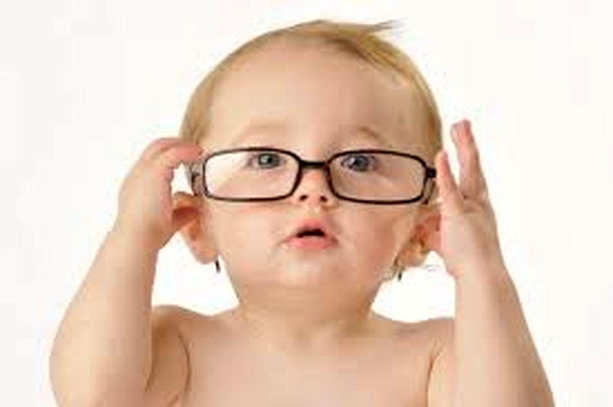 با این روش چشمان ضعیف کودکتان را تقویت کنید