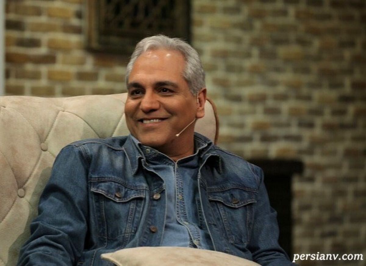 بغض مهران مدیری برای پدرش وسط برنامه دورهمی + فیلم