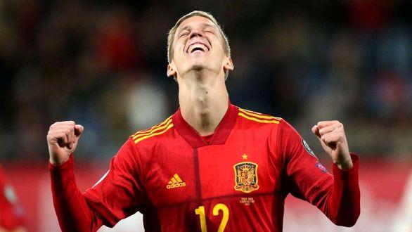 هافبک تیم ملی اسپانیا به لیگ برتر می آید؟