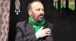 پیکر مرحوم موسویقهار بر دوش مداحان اهل بیت (ع) تشییع شد