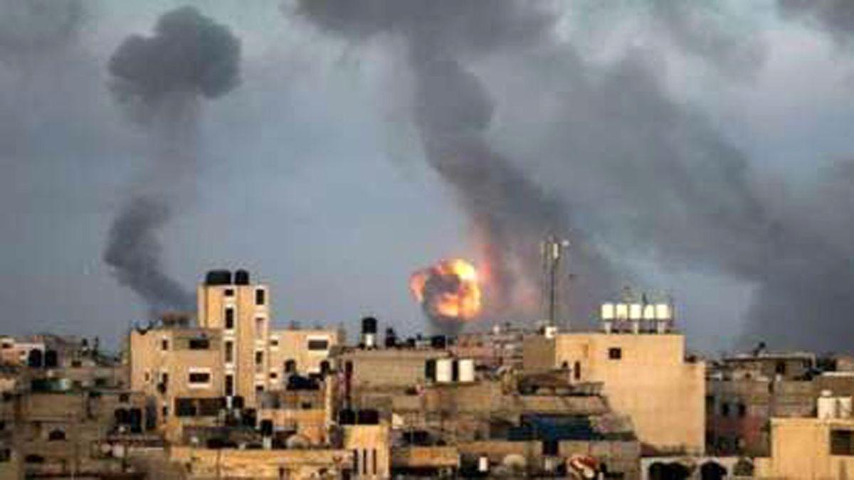 خبر بد| آخرین آمار از شهدای فلسطین