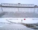 برف بازی تراکتور - سایپا را لغو کرد