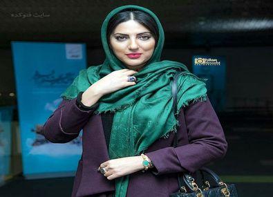 کشف حجاب بازیگر زن جنجالی در فرودگاه ترکیه + فیلم