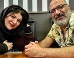 فیلم لورفته از حرکات موزون امیر جعفری   عکس همسر امیر جعفری