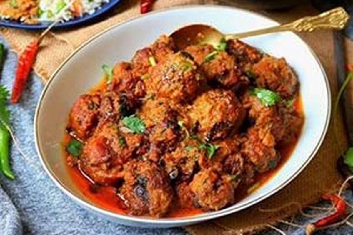 آموزش و طرز تهیه خورشت داوود پاشا غذای ترکیه ای