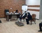 بررسی مشکلات بخش غیزانیه باحضور نمایندگان مدیرعامل پتروشیمی امیرکبیر