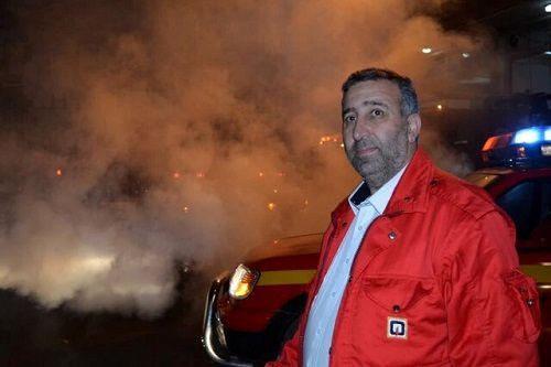 یک آتشنشان بر اثر ابتلا به کرونا درگذشت