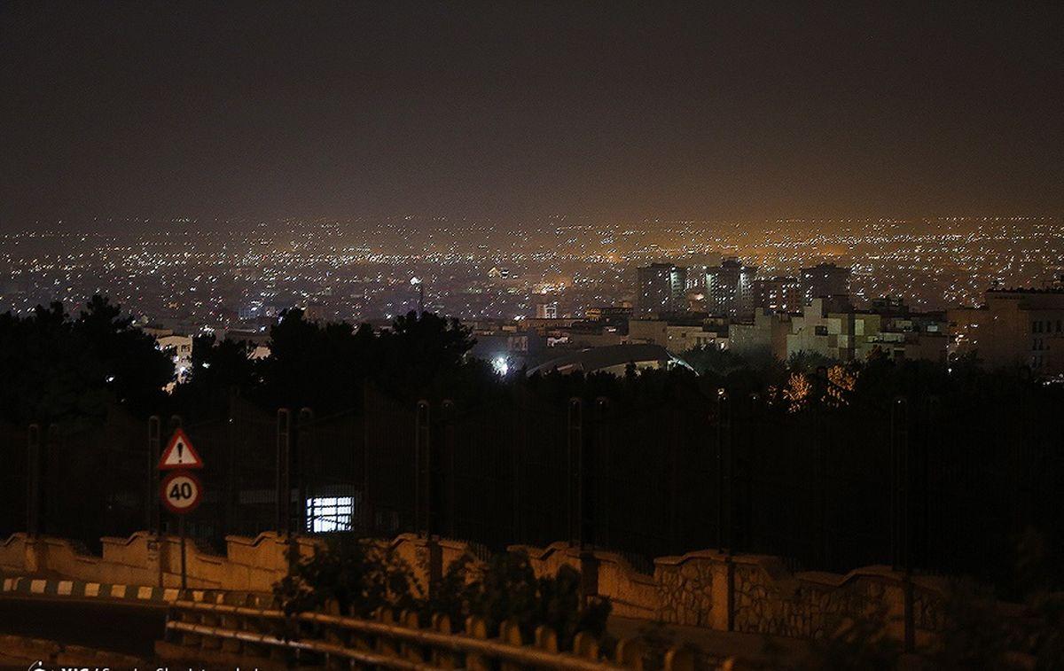 جزئیات قطعی برق در نقاط مختلف تهران دوشنبه 7 بهمن