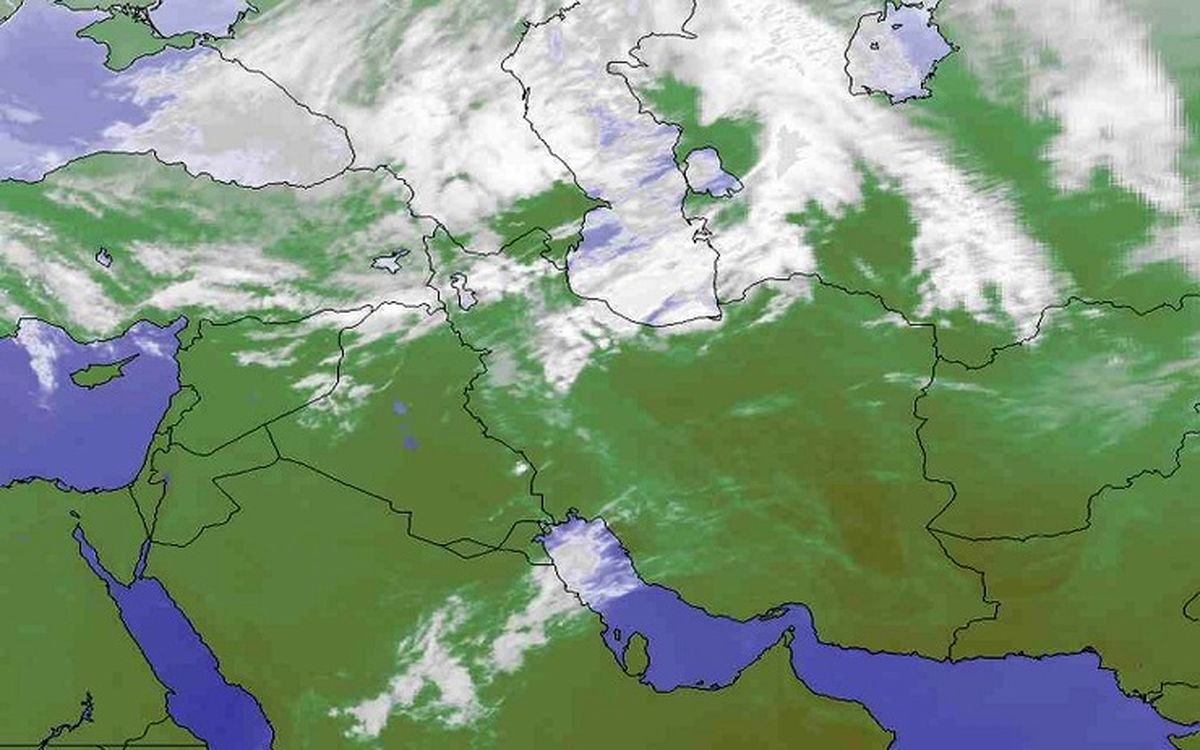 پیشبینی وضعیت هوا در چند روز آینده