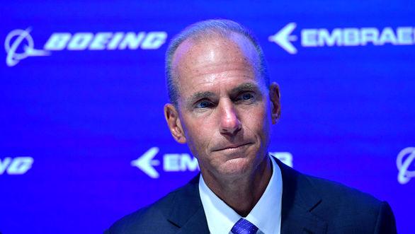 مدیرعامل بوئینگ استعفا کرد