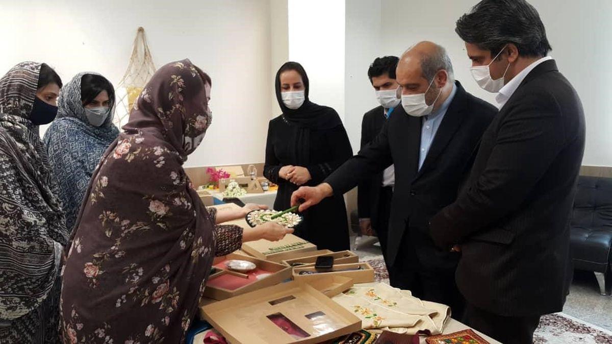 معرفی سنت های قشم با افزایش کیفیت تولید و بسته بندی صنایع دستی
