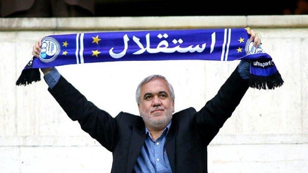 حکم فتح الله زاده توسط وزیر ورزش امضا شد