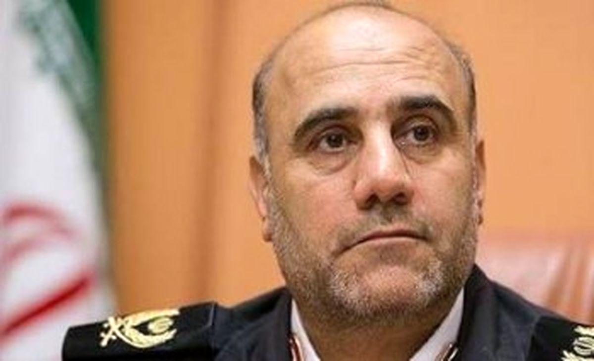 پلیس تهران ضرب و شتم متهمین را تکذیب کرد