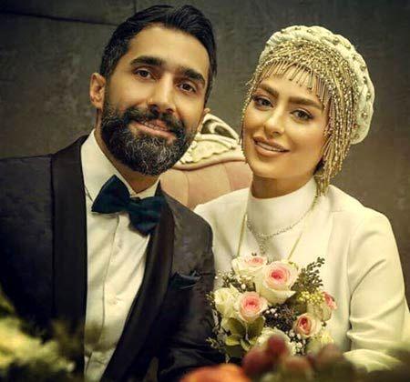 سمانه پاکدل,بیوگرافی سمانه پاکدل,عکس عروسی سمانه پاکدل