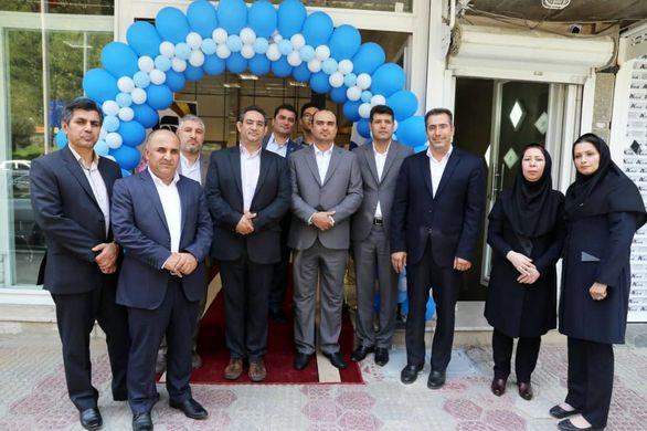 دیدار مدیرعامل بیمه سرمد با مدیرعامل هلال احمر استان قزوین