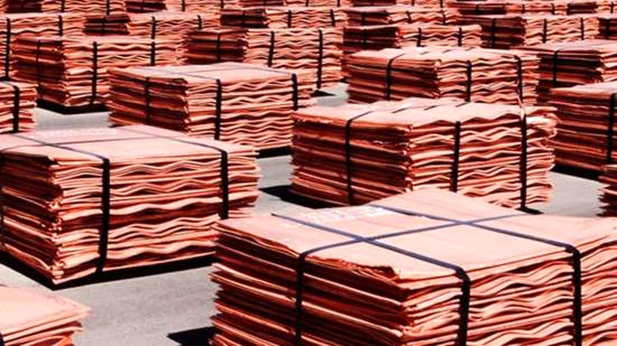 افزایش ارزش صادرات مس شیلی در ماه اوت به علت بالارفتن قیمتها