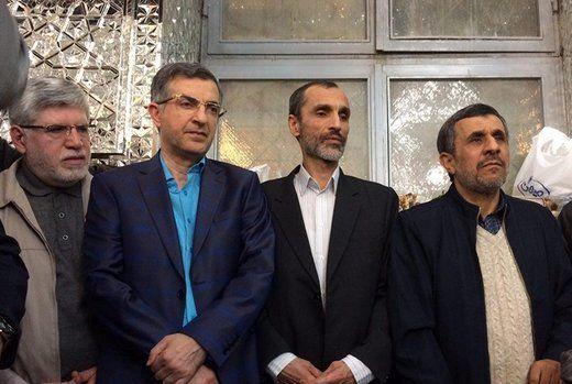 روزهای سخت احمدی نژاد و یارانش