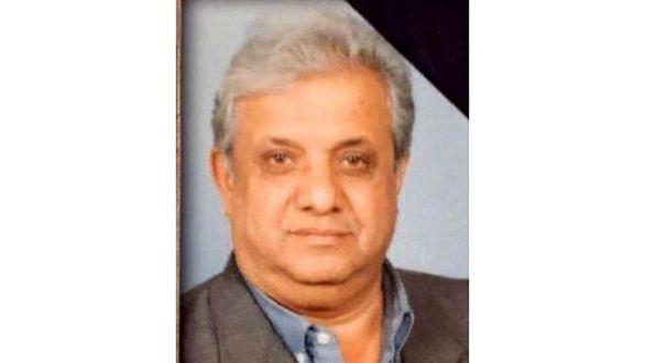 حاج منصور علاءالدین برادر مالک پاساژ  علاءالدین فوت کرد + علت مرگ