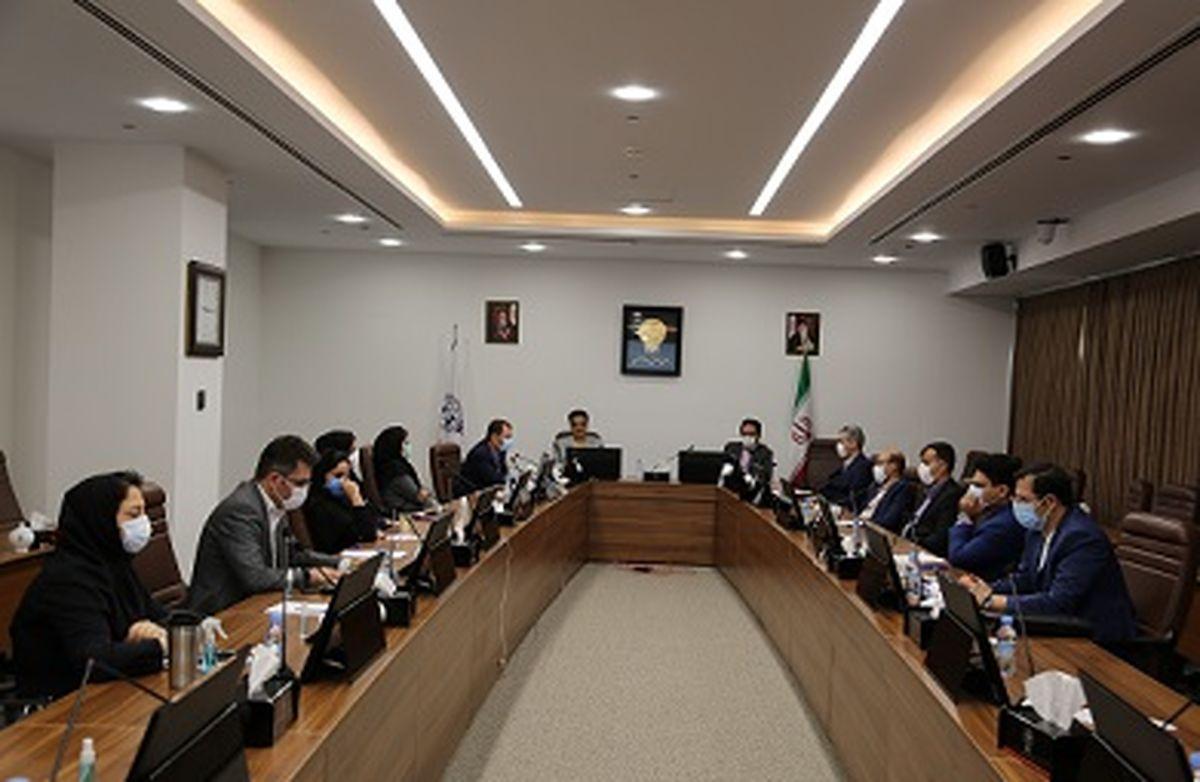 برگزاری شورای اطلاع رسانی بازار سرمایه در بورس تهران