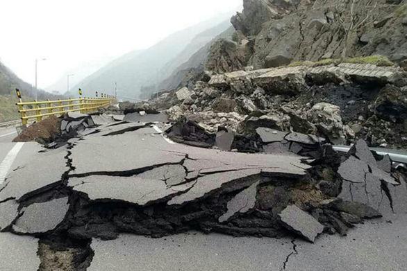 آزادراه تهران - شمال مسدود است