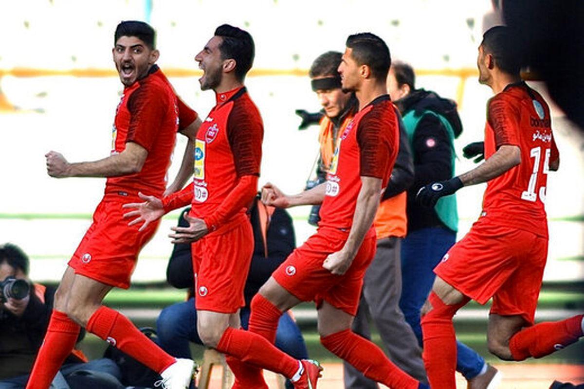 واکنش باشگاه پرسپولیس به افشای قرارداد بازیکنان