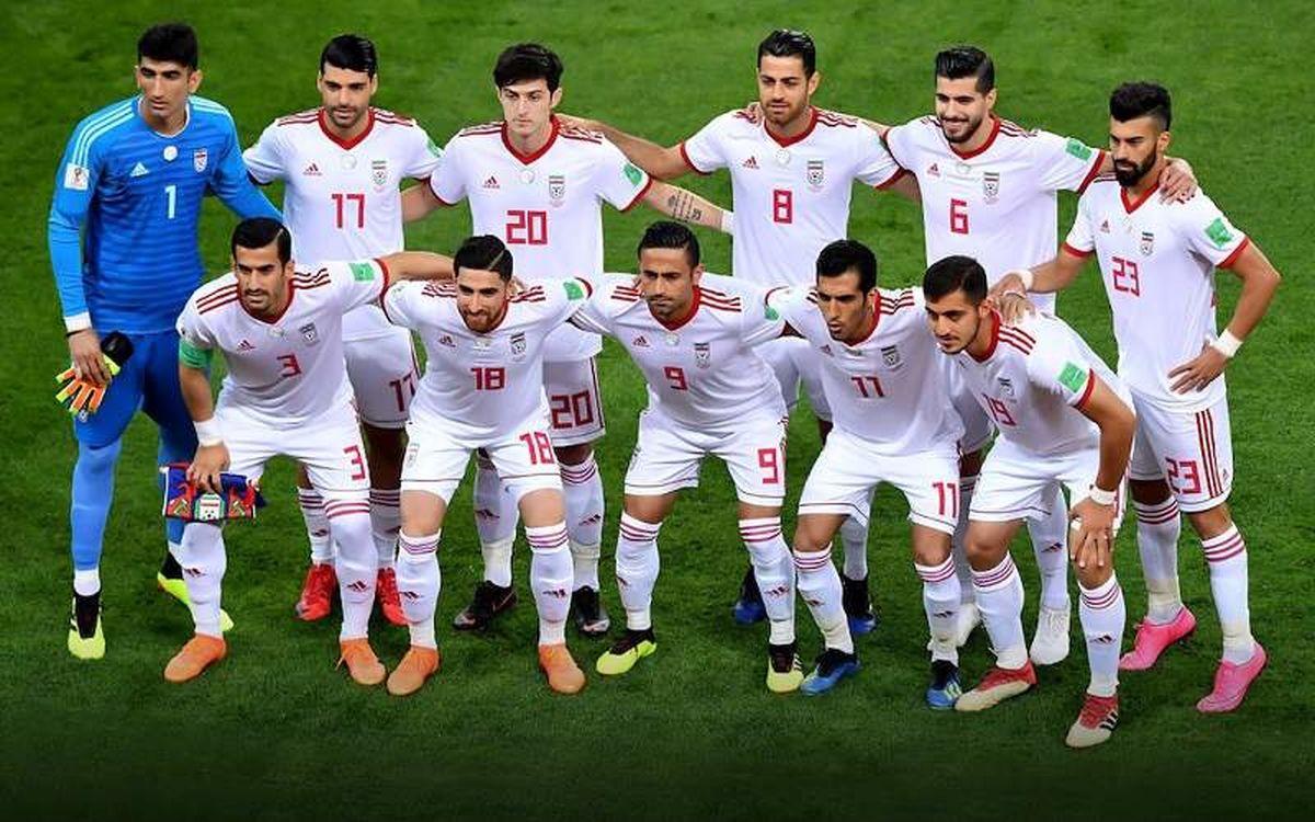 ترکیب تیم ملی ایران مقابل امارات اعلام شد