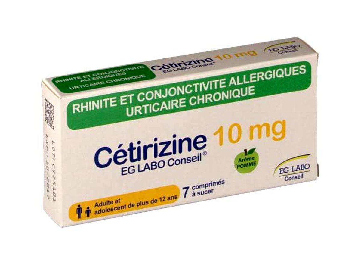 قرص سیتریزین چیست؟ کاربرد و عوارض مصرف