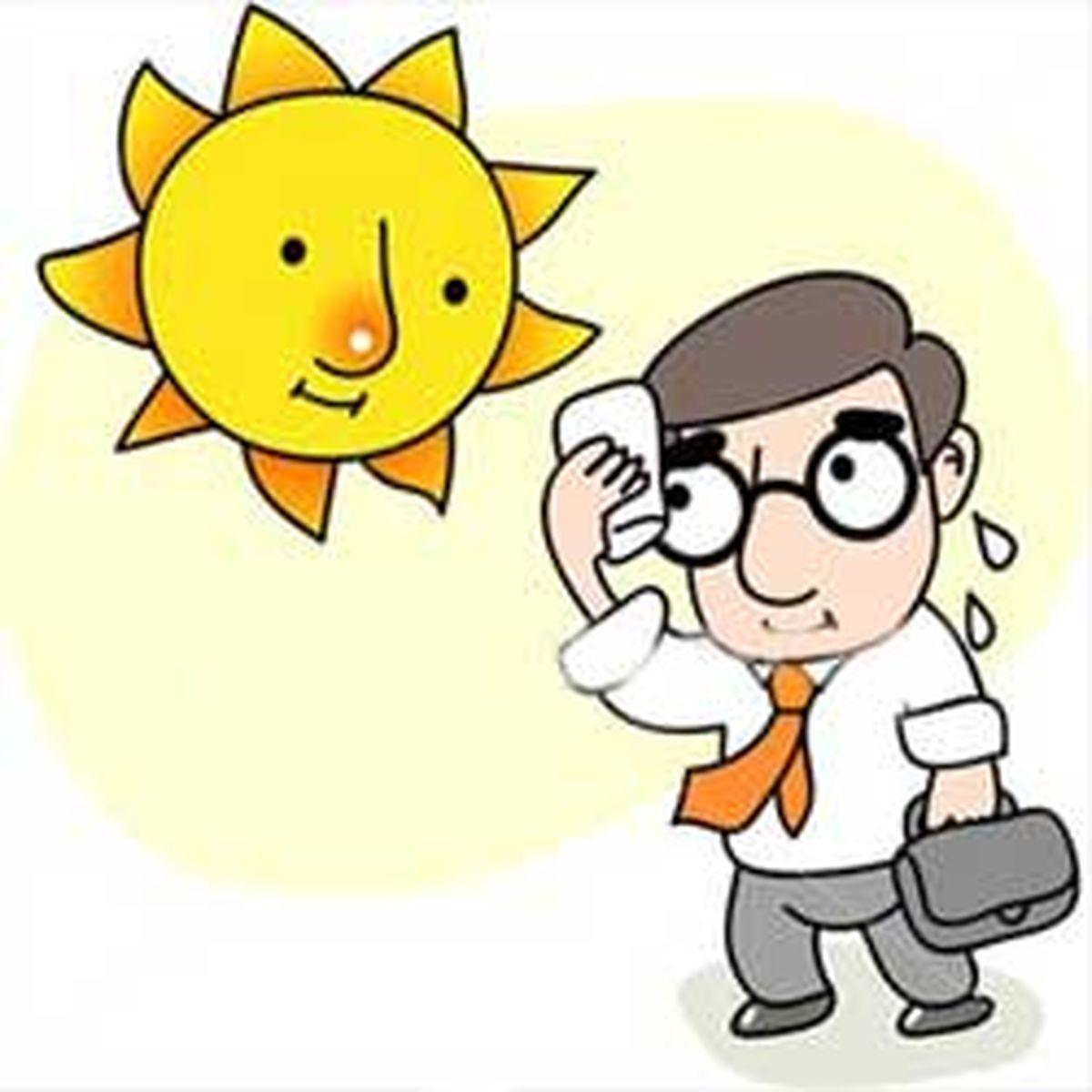 اس ام اس های جدید و تازه مخصوص روزهای گرم