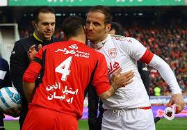 کاپیتان پرسپولیس از فوتبال خداحافظی کرد + عکس