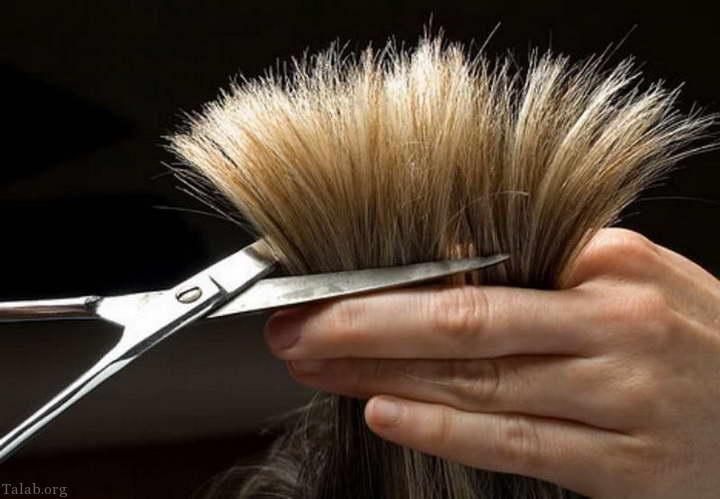 با این روش های ساده موخوره موهایتان را بسوزانید
