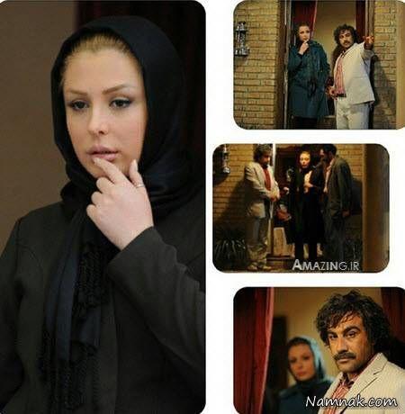 بازی نیوشا ضیغمی در فیلم ایران برگر