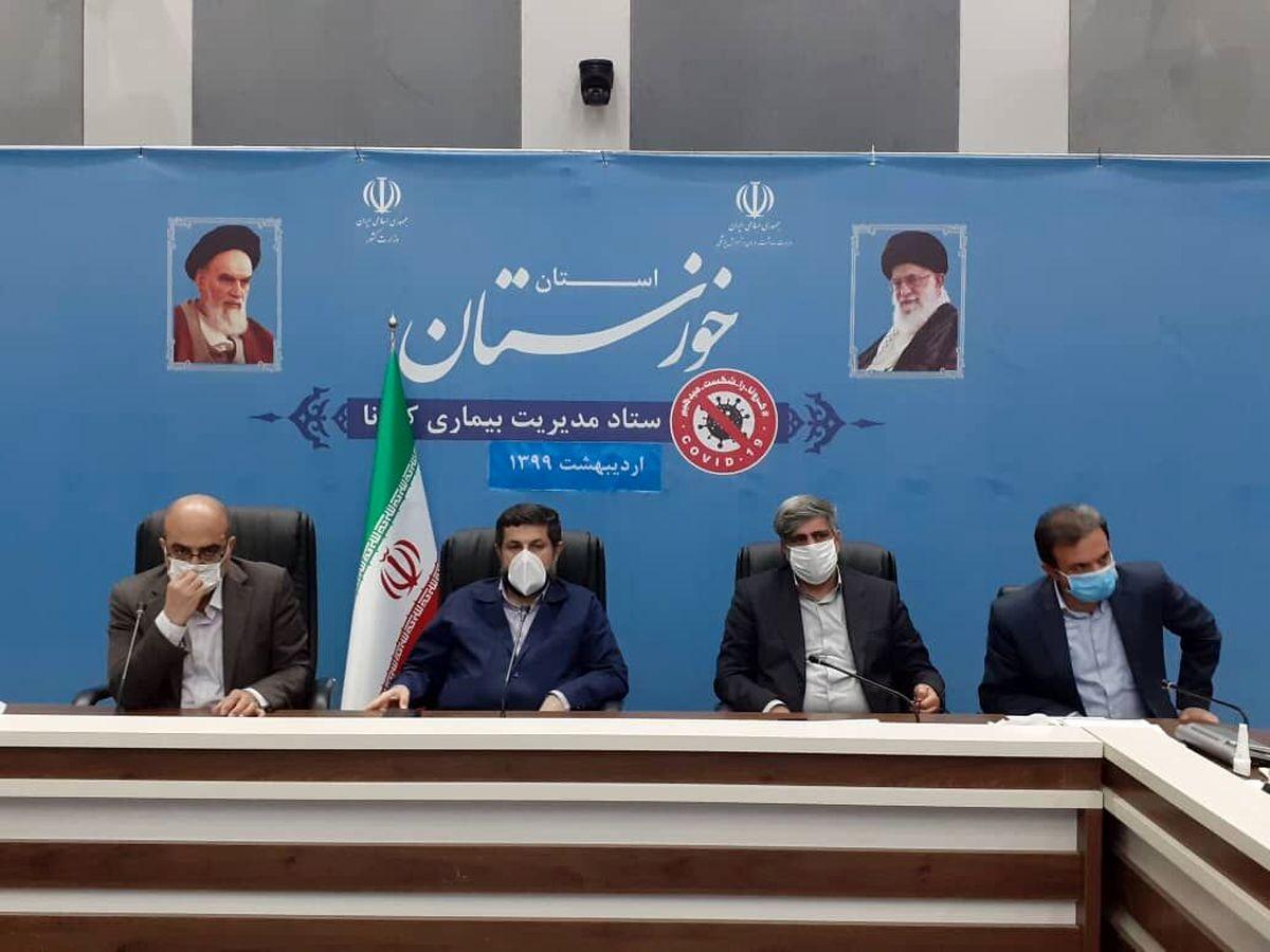 ادارات و بانک های 6 شهرستان خوزستان تعطیل شدند